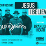 Big Daddy Weave performing in Botkins