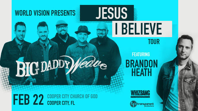 Big Daddy Weave Performing In Botkins The Lima News