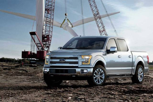 Ford Full-Year US Sales Down 1.1%; December Up