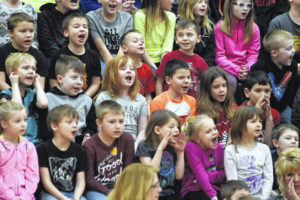 Cridersville Elementary celebrates School Choice Week