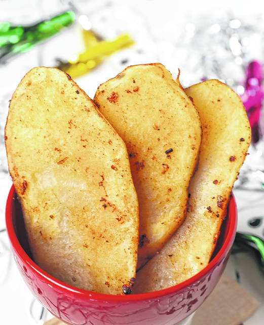 Bake-Fried Potatoes.
