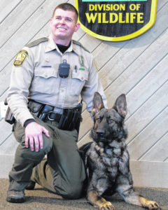ODNR wildlife division adds K-9 unit
