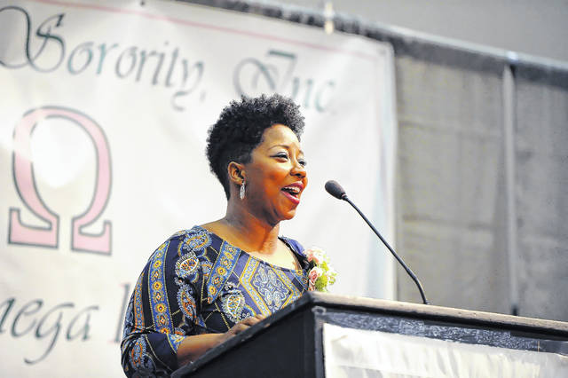 MLK Day event puts focus on being 'the Dream'