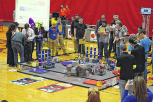 Robots rise up at VWHS