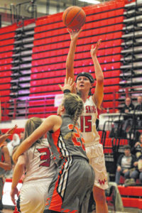 Defensive switch serves Wapakoneta in girls basketball win against Elida