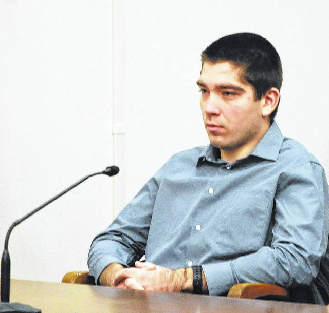 Michigan resident Zackery Brown appeared in a Lima courtroom Tuesday and rejected a deal from prosecutors that would have capped his potential prison sentence at five years on a charge of aggravated vehicular homicide. Brown was behind the wheel at the time of a Nov. 10, 2016, traffic accident that claimed the life of fellow Michigan resident Brenden Wale.