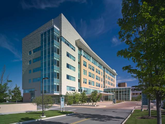 Blanchard Valley Hospital recently was named one of the nation's top 100 hospitals.