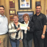 Insurance companies donate to Putnam County Thrift Store