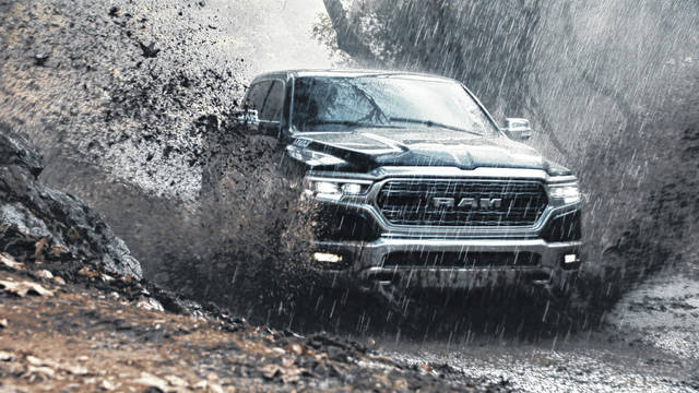 """This file photo provided by Ram Truck Brand shows a scene from the company's Super Bowl spot. The ad using a speech by Martin Luther King, Jr., is drawing a backlash. The ad shows people doing service-oriented tasks set against audio of King's speech, which urges people to be """"great"""" by serving the greater good rather than being successful. Viewers and ad experts alike criticized it for forging too tenuous a connection with the civil rights hero."""