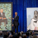 Obama wanted 'smaller ears' in official portrait