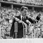 Billy Graham preached simple message