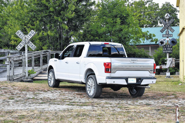 Diesel trucks, like the 2018 Ford F-150, remain popular in the United States.