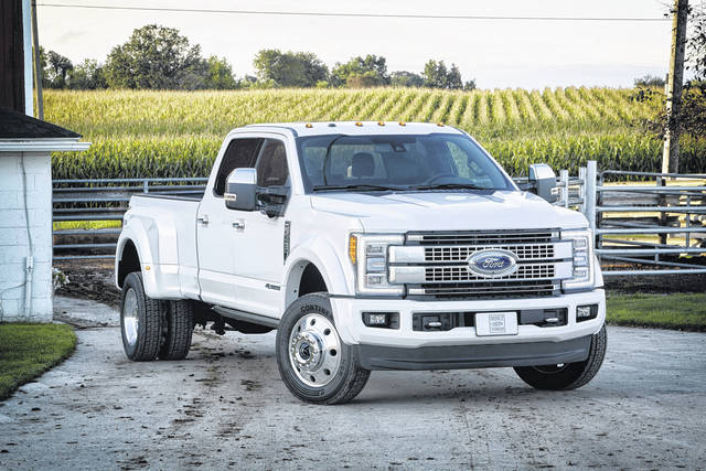 Ford F-Series sales of 58,937 vehicles in January represent the truck's best start to a year since 2004.