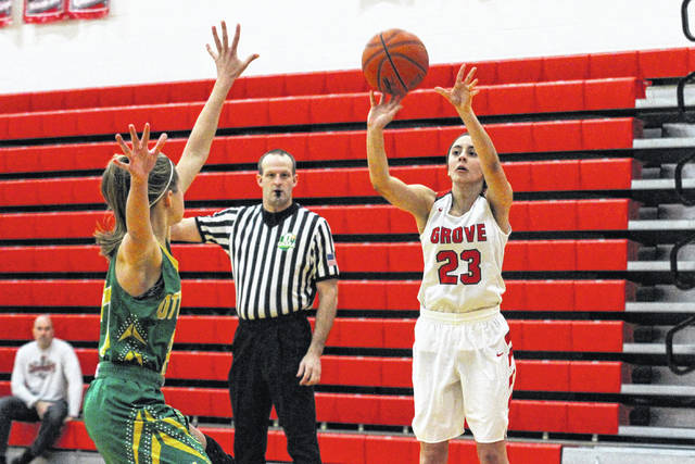 Grove overcomes injuries to vie for NWC title