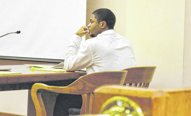 Bryan Reynolds | The Lima News
