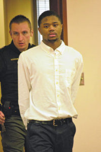 Harris found not guilty of aggravated murder