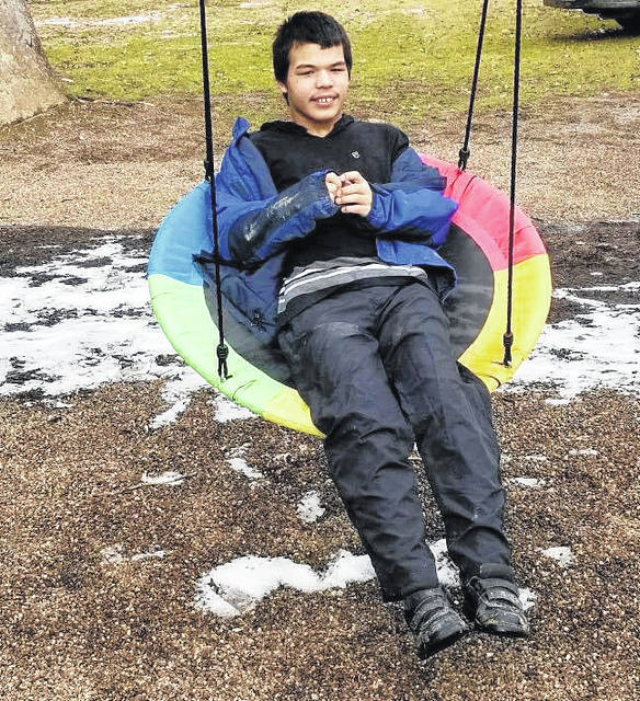 The Hardin County Sheriff's Office is looking for this 13 year old autistic male.