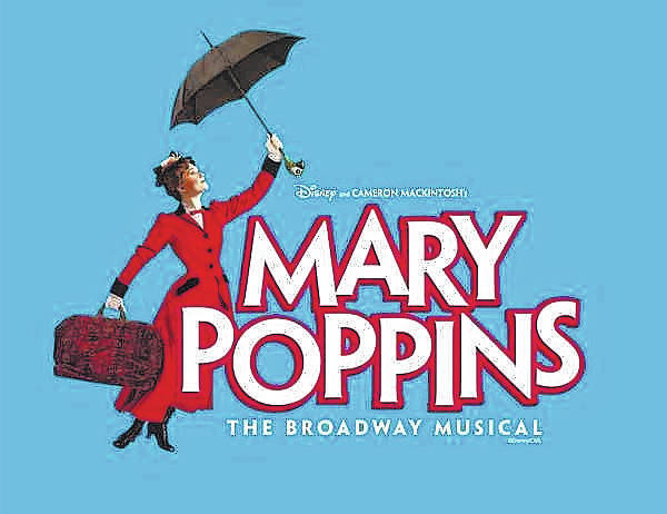 """Elida High School presents """"Mary Poppins,"""" 4 p.m., Elida High School  auditorium, 401 E. North St., Elida. Tickets: premier seating, $12 all  ages; ..."""