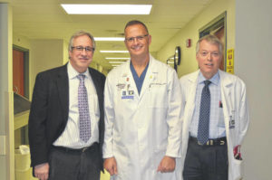 Opportunities bring physicians back to Lima region
