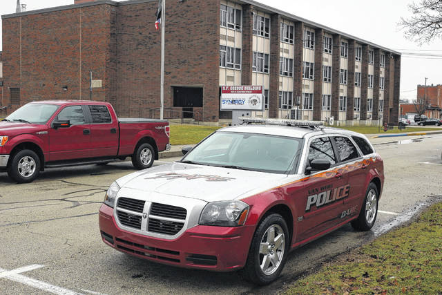 Van Wert police met with school officials Thursday regarding a threat on Instagram. One student was arrested.