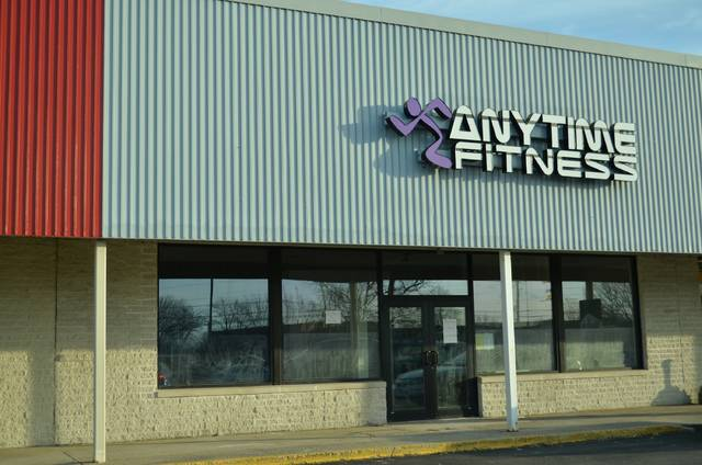 Anytime Fitness is scheduled to open in Ottawa next to O'Reilly's Auto Parts in late March, said franchise owner Dave Sabo.