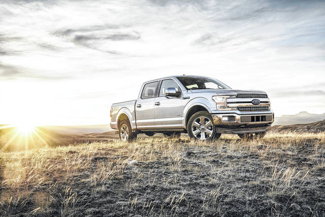 """Erich Merkle, U.S. sales analyst for Ford, indicated few people realize just how big the truck franchise really is. """"On average, we'll sell about two F-Series pickup trucks every minute,"""" he said."""