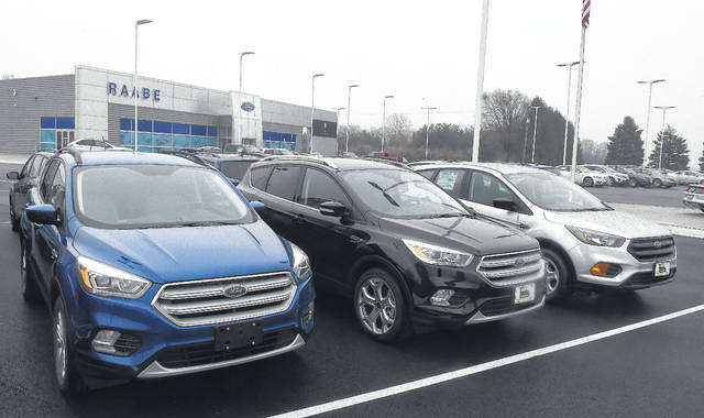 Car Dealerships In Lima Ohio >> Auto Sales Remain Hot In Allen County The Lima News