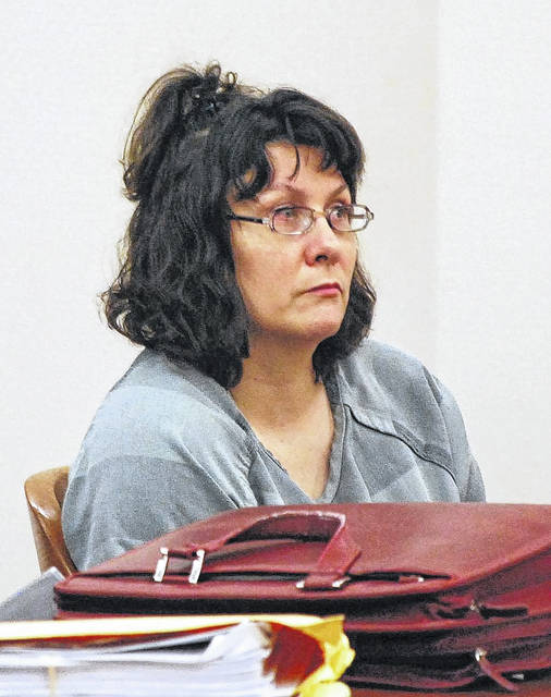 Crystal Kindle at an earlier court appearance.