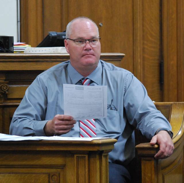 Detective Michael Conley of the Hardin County Sheriff's Office spent a second day on the witness stand Friday in the trial of Gerrick Sheldon.