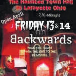 Haunted Town Hall of Lafayette open April 13-14