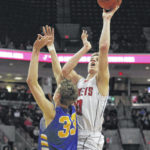 Marion Local edges Pandora-Gilboa in Division IV boys basketball state semfinal