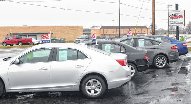 Used cars are available for sale at Lima Motor Company, 2062 N. Cable Road, Lima.