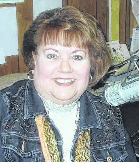 Amy Chiles, of WKTN radio, retiring. Submitted.