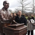 Photos: Unveiling of Martin Luther King Jr. statue at Ohio Northern