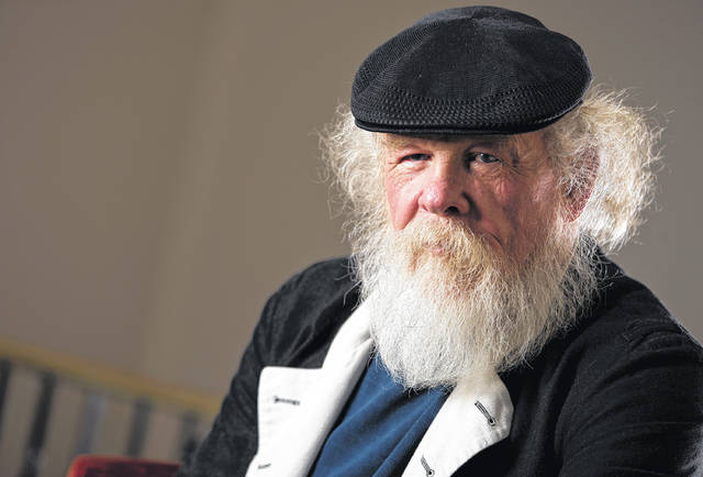 """In this March 12, 2018 photo, actor Nick Nolte poses for a portrait to promote his memoir, """"Rebel: My Life Outside the Lines."""""""