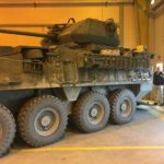 Lima JSMC Strykers operational in Germany