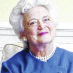 Editorial: Barbara Bush was beloved as 'real people'