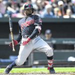 Indians' offense awakens in 7-3 win over Orioles