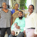 Five generations: Jackson family