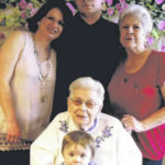 Five generations: Smith family