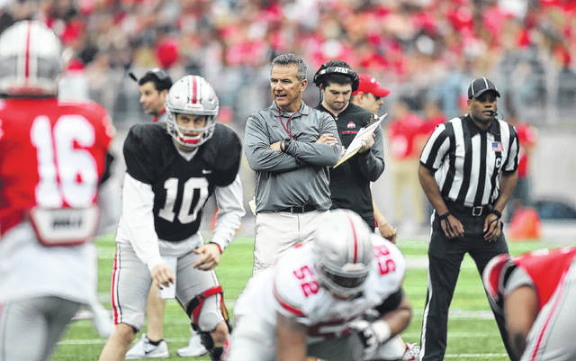 Ohio State quarterback battle not over yet