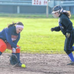 Newland hits, pitches Allen East to win