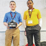 Two South robotics students make it to final round in competition