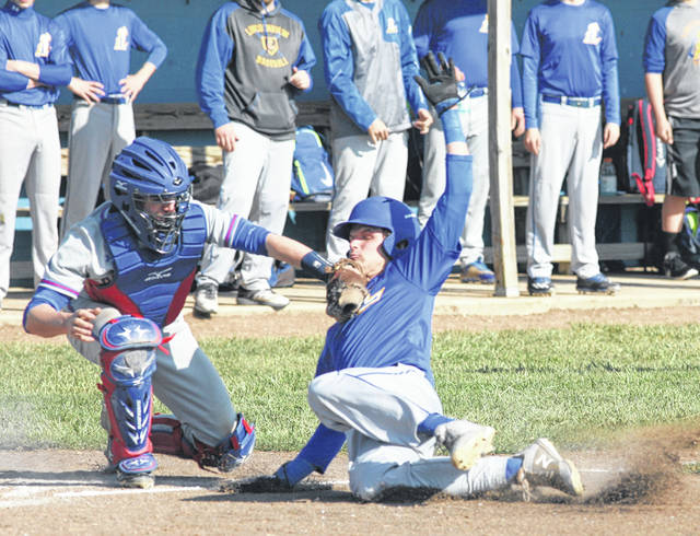 Lincolnview Rallies To Beat Crestview In Nwc Baseball The Lima News