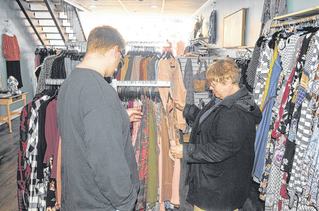 New Van Wert business specializes in plus sizes - The Lima News