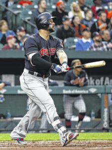 Carrasco outduels Gausman as Indians beat Orioles 2-1