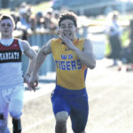Bath girls, Waynesfield-Goshen boys shine at Tiger Invitational track and field meet