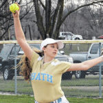 Bath's Mosley throws 1-hit softball shutout against Ottawa-Glandorf