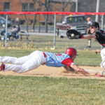 LCC's O'Dell quells Spencerville bats for baseball victory