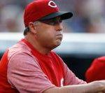 Reds fire manager after starting 3-15